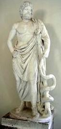 Statue of Asclepius
