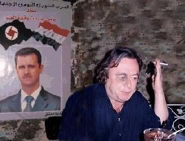 Hitchens in Syria