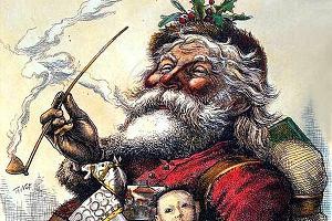 Clement Moore's Santa