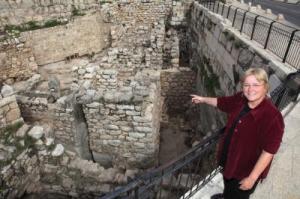 3,000-Year-Old Jerusalem City Wall
